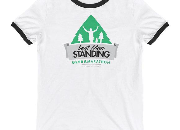 Last Man Standing Ringer T-Shirt