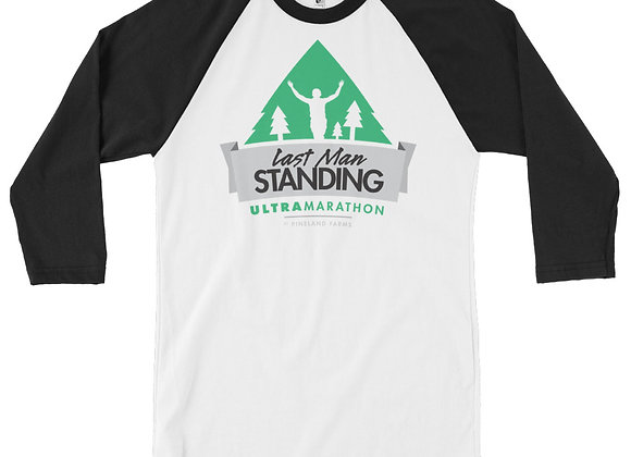 3/4 sleeve Last Man Standing shirt