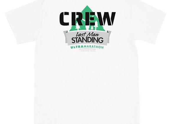 Last Man Standing CREW Short-Sleeve Unisex T-Shirt