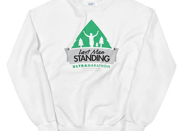 Unisex Last Man Standing Crew Neck Sweatshirt