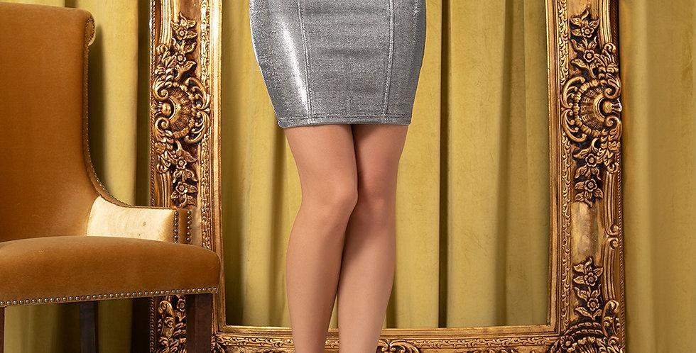 Sage Skirt - Silver