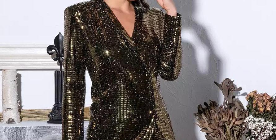 Marla Suit Jacket Dress