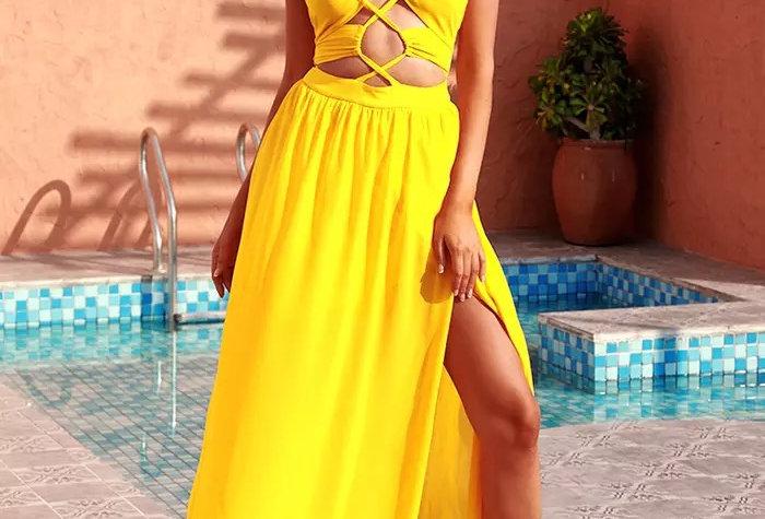 Lucia Maxi Dress