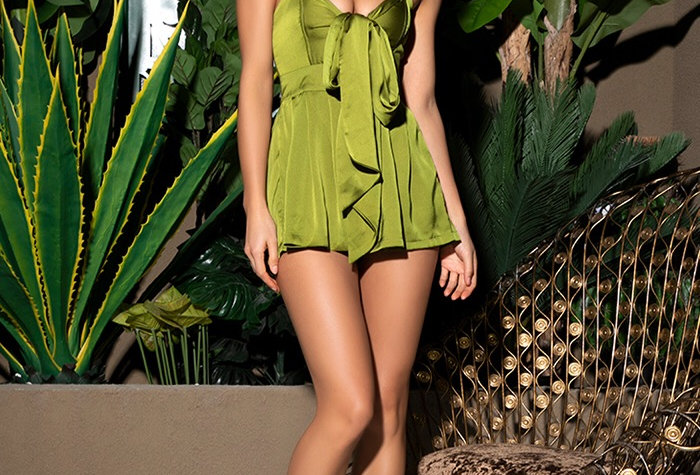 Unruly Romper