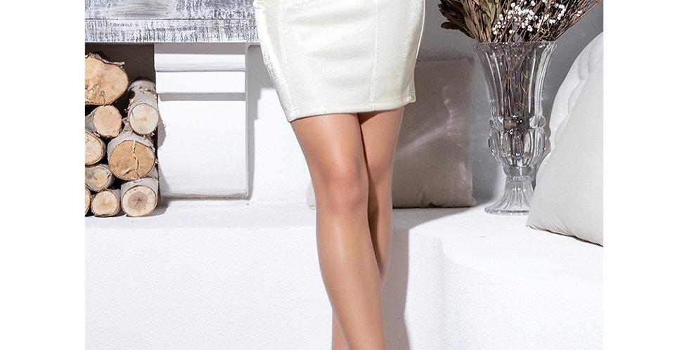 Sage Skirt - Pearl