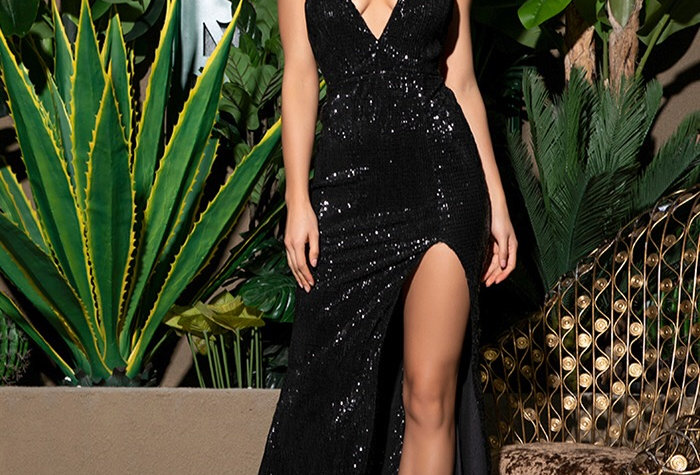 Temptress gown