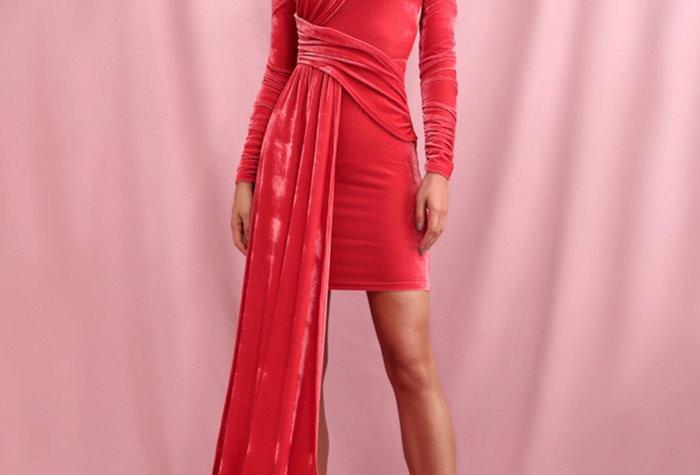 Nala Mix Dress