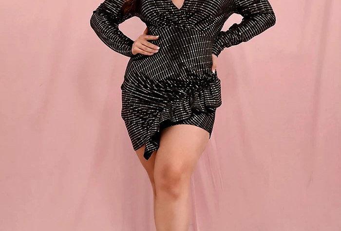 Leon Curve Dress