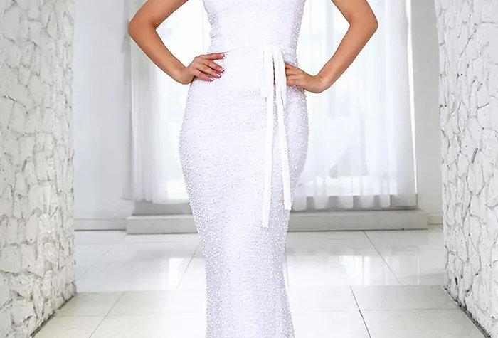 Soriah Sequin Gown