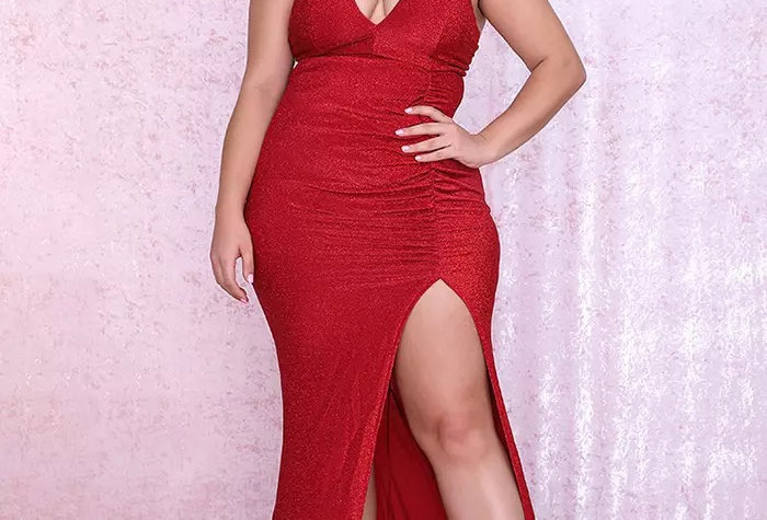 Jeanette Curve Gown
