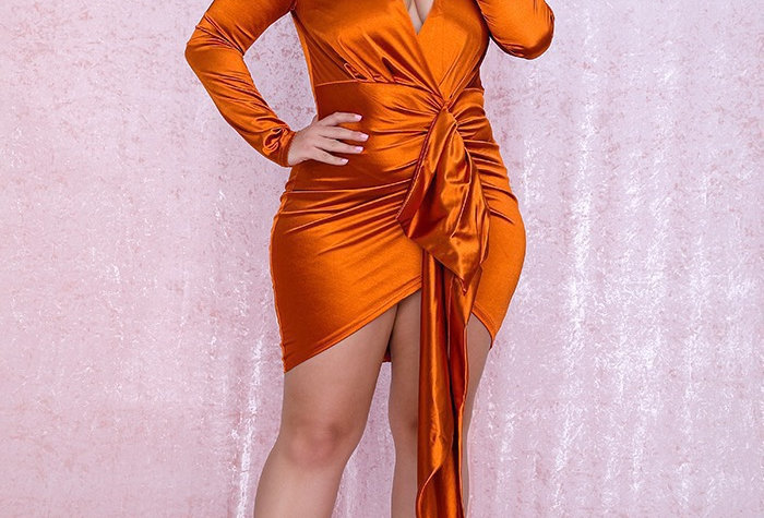 Diva Dress - HOHCurve
