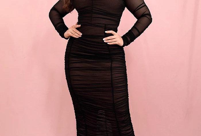 Tori Curve Dress