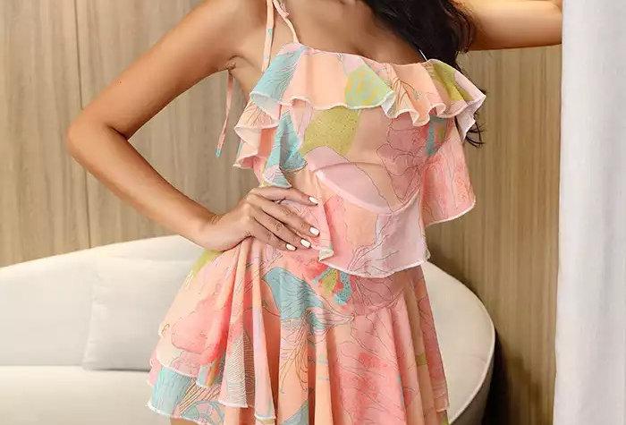 Sacha Mini Dress
