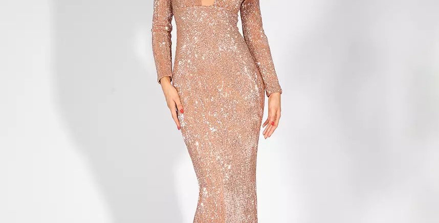Sia Long Dress