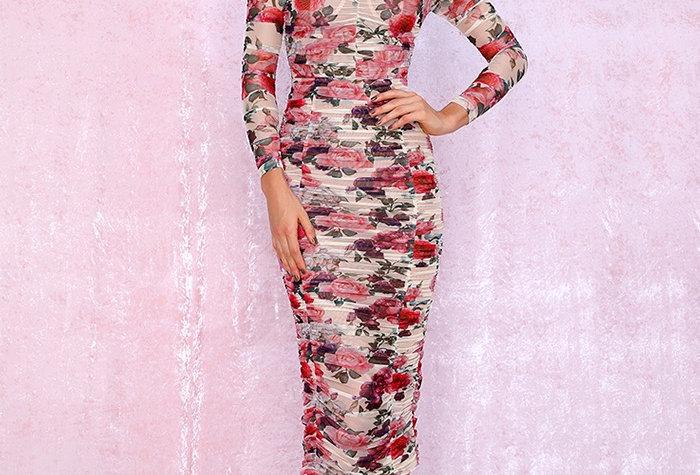 Tori Dress - Floral
