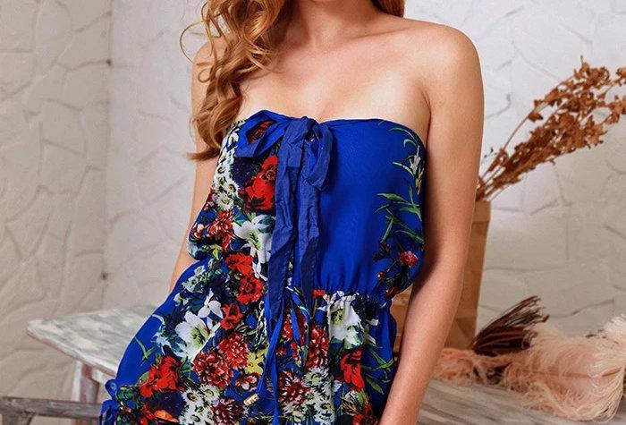 Chelsea floral Playsuit
