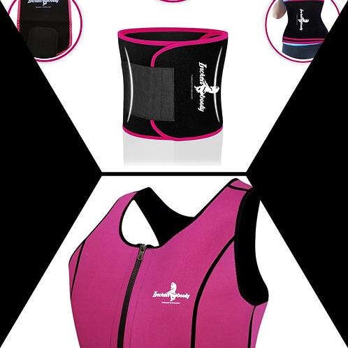 Incredibooty™ Waist Trimmer & Incredibooty™ Body Shaper