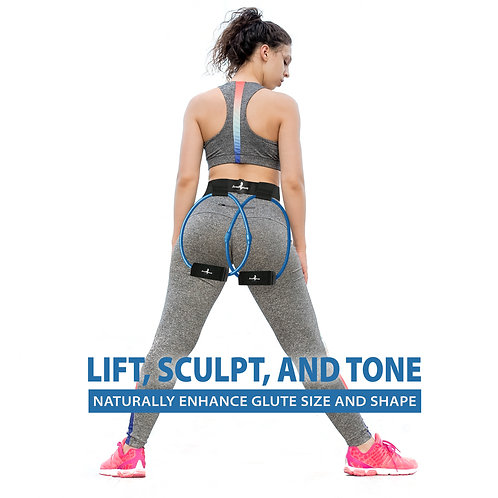 Incredibooty™ Glute Resistance Band Fitness Set