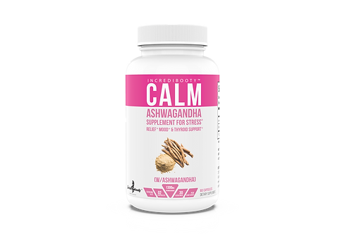 IB CALM - Ashwagandha | Supplement for Stress Relief, Mood, & Thyroid Support