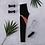 """Thumbnail: Incredibooty™ """"Black Peeled Plum"""" Premium Leggings"""