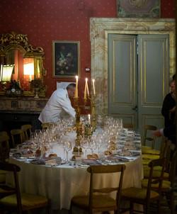 AFV dinner in Rome