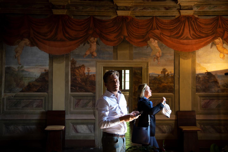 American Friends of Versailles benefit t
