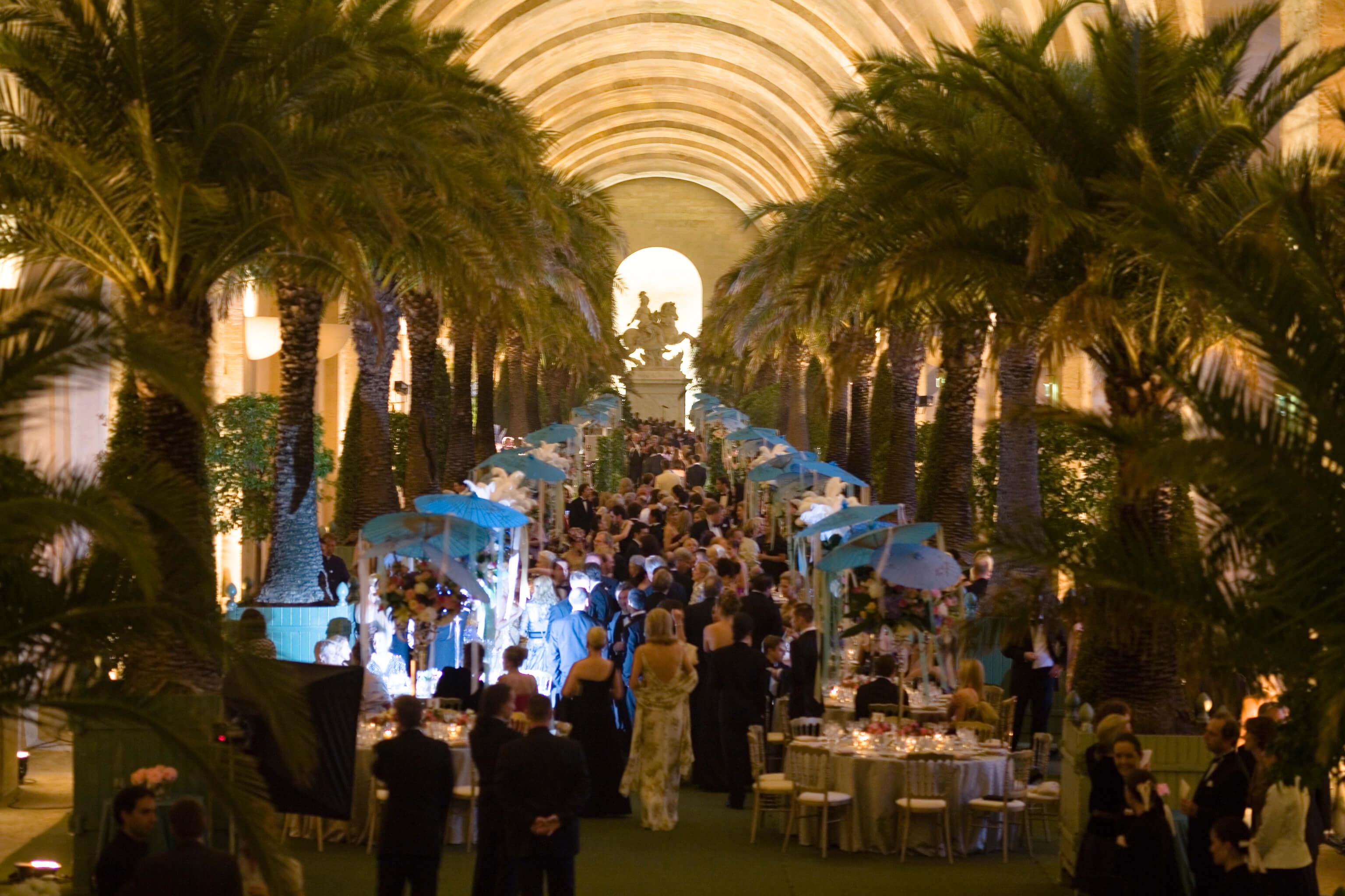 Le Grand Bal de Versailles evening