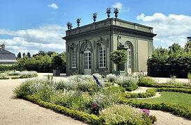 COMPavillon Frais after restoration with