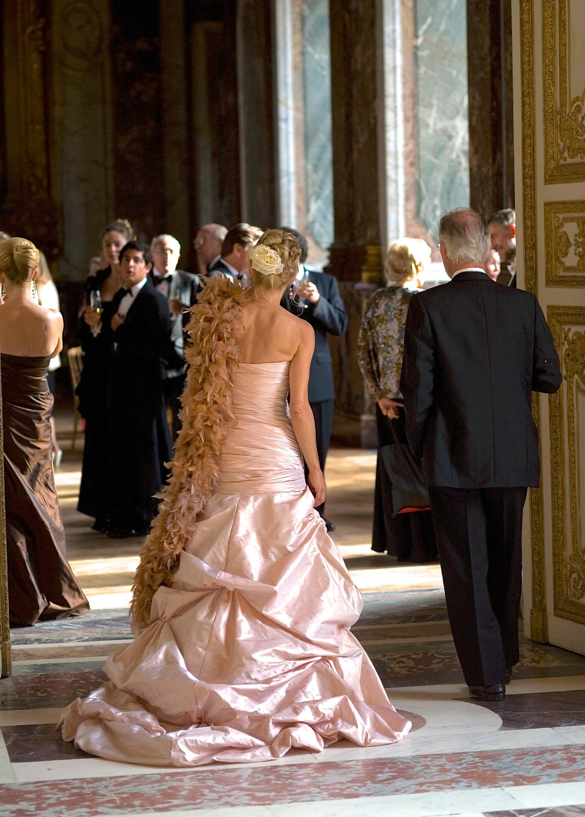 Bal de Versailles beautiful dress
