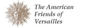 Logo for American Friends of Versailles.
