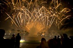 Fireworks at Versailles