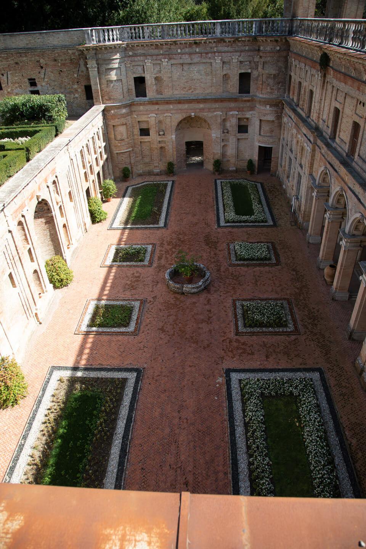 Villa Imperiale near Pesaro