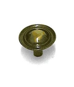 """Antique Brass Drawer Knob Handle 1-1/4"""""""