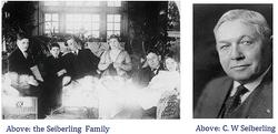 Charles Willard Sieberling Family