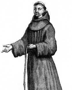 Mary Knoll Franciscan Monks