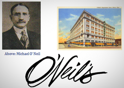 The Michael O'Neil Family