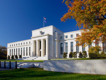 The Fed's Taper Rehearsal