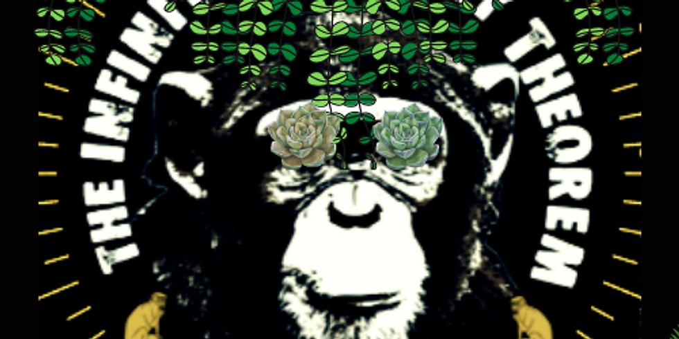 Plants, Yoga & Wine @ Infinite Monkey Theorem