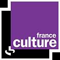 Logo FC liseret blanc et carrés transpar