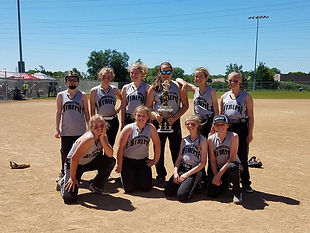 Team Xtreme 14U wins Coon Rapids Summer Slam Championship