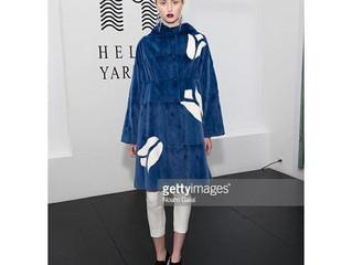 Brianna for Helen Yarmark, NYFW15