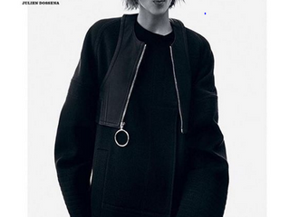 Rhiannon for iD Magazine, November 2015