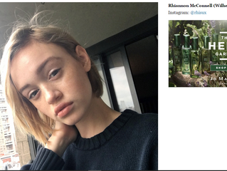 30 New NYFW Models to Follow on Instagram, Rhiannon