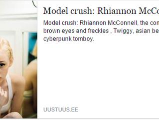 Blog all about it, Rhiannon