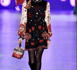 Rhiannon McConnell for Anna Sui NYFW 2016