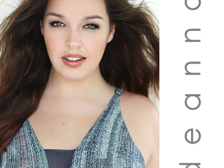 Curve Model Deanna Reynolds Signs with Vita Model Management