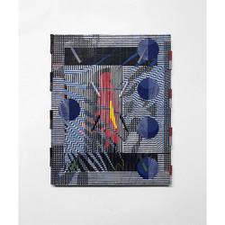Zach Searcy. Night Run. 16 in x 20 in. Acrylic on linen. 2021. 950