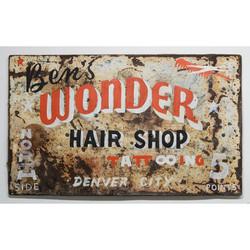 Kevin Hennessy. Bens Wonder Hair Shop. 600