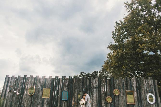 Annette + Ben, September