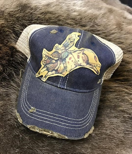 Rodeo Series Cap by XOXO Art & Co